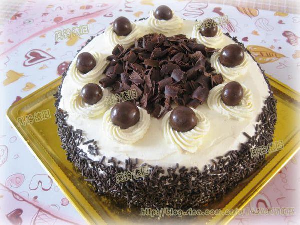 黑森林蛋糕的做法_【图解】黑森林蛋糕怎么做好吃