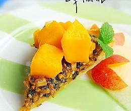 芒果瓜子仁千层派#长帝烘焙节华南赛区#的做法