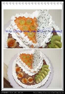 生日蛋糕/献给妈妈的爱——60大寿生日蛋糕