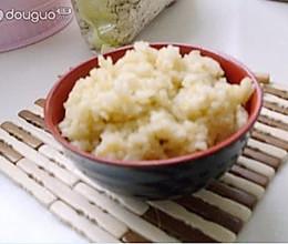 燕麦红枣花生枸杞豆浆米饭的做法
