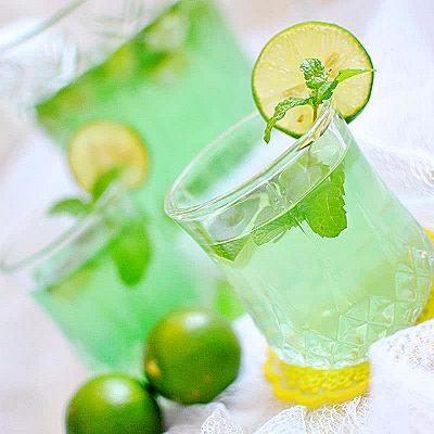 夏日轻饮莫吉托
