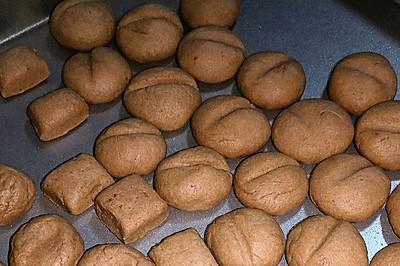 咖啡小饼干