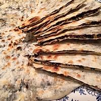 温州梅菜麦饼的做法图解12