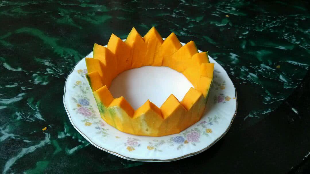 珍珠皇冠的做法步骤