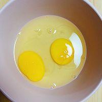 #晒出你的团圆大餐# 补钙鲜嫩虾糕(豆浆水蛋版)的做法图解5