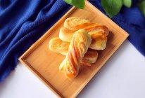 椰蓉面包棒的做法