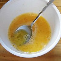 手撕杏鲍菇煎蛋的做法图解3
