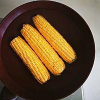 #一人一道拿手菜#这样煮出香甜软糯的玉米的做法图解2