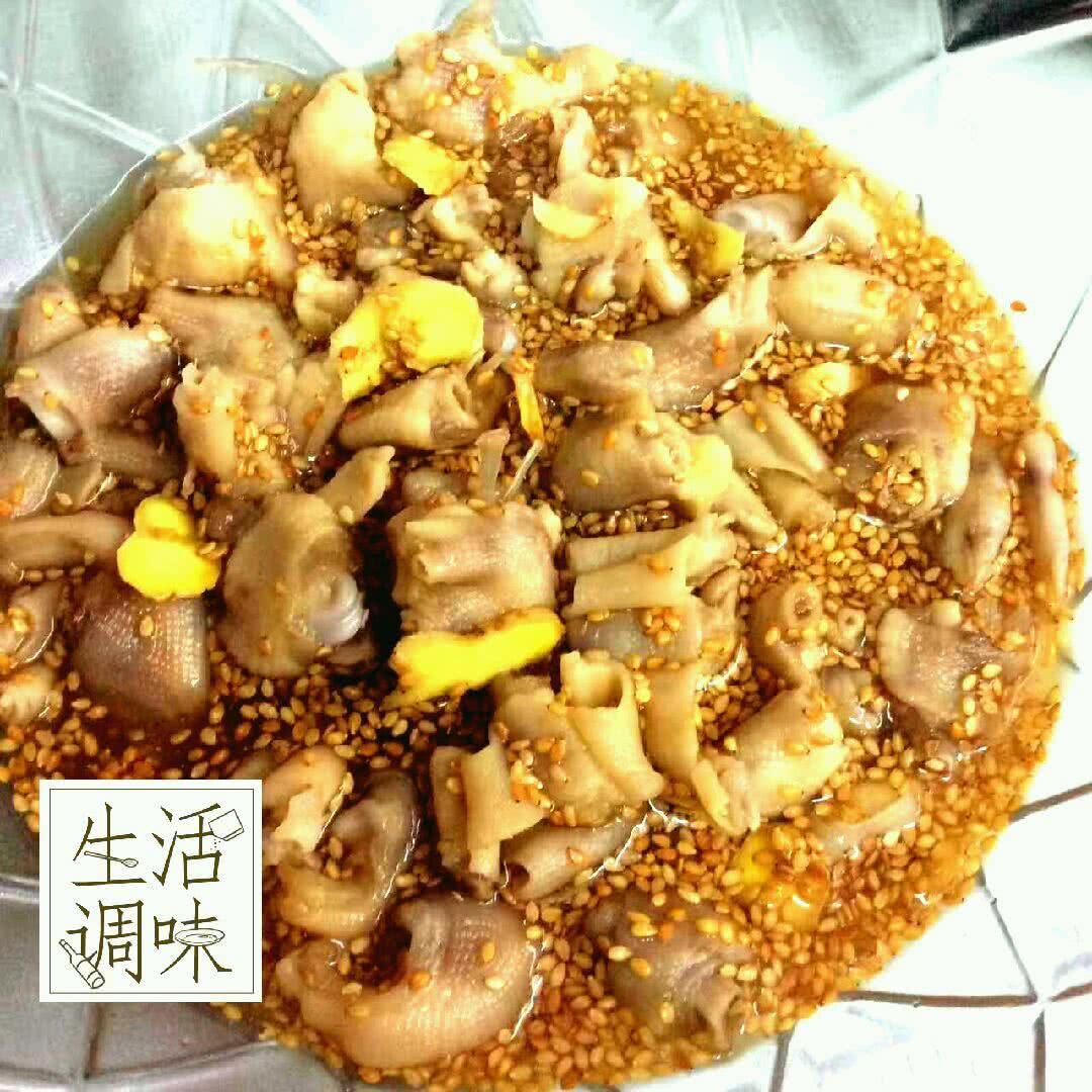 美食鸭掌的特色_菜谱_豆果芥末特食谱做法多用百惠辑第二锅图片