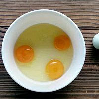 春天的佳肴---韭菜鸡蛋饼的做法图解2