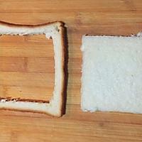 大龄文艺女青年的早餐:10分钟三明治 的做法图解1