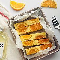 香橙芝士条的做法图解12