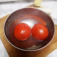 #鲜动生活越南龙利鱼柳试吃#番茄鱼片汤的做法图解4