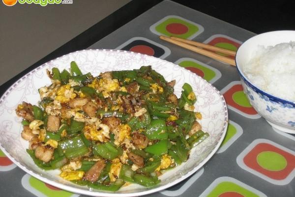 肉片煮豆腐的做法