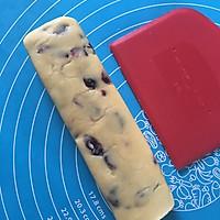 手工蔓越莓饼干的做法图解4