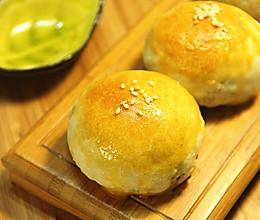 最经典~蛋黄酥,好吃到根本停不下来~#长帝烘焙节#的做法