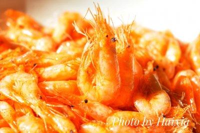 香炸小河虾
