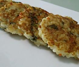海苔金枪鱼米饼的做法