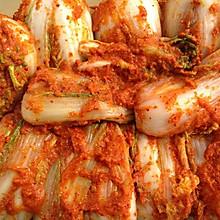 懒人版 韩国辣白菜