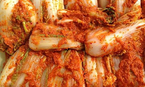 懒人版 韩国辣白菜的做法