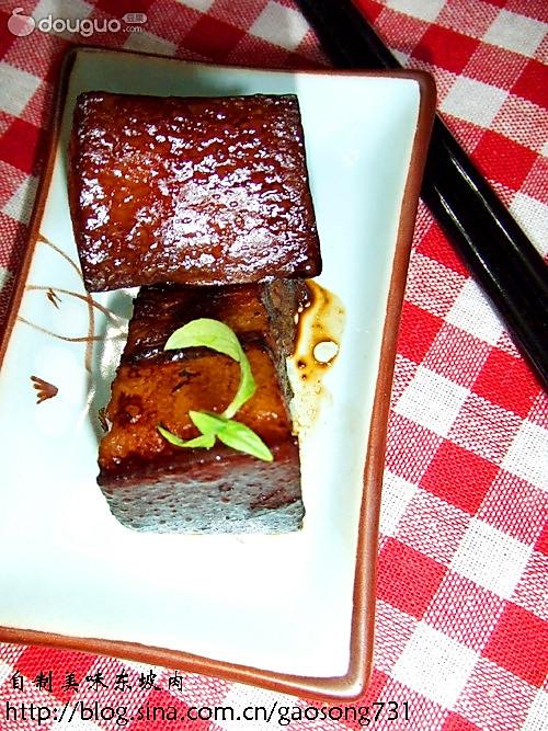 开始数九的寒冬---自制好吃的东坡肉的做法