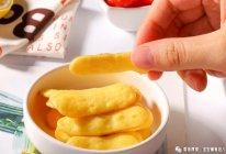 鳕鱼手指条 宝宝辅食食谱的做法