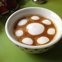 在家煮一杯好咖啡--拉花拿铁 Love的做法图解4