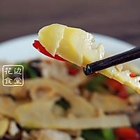 春笋炒肉片