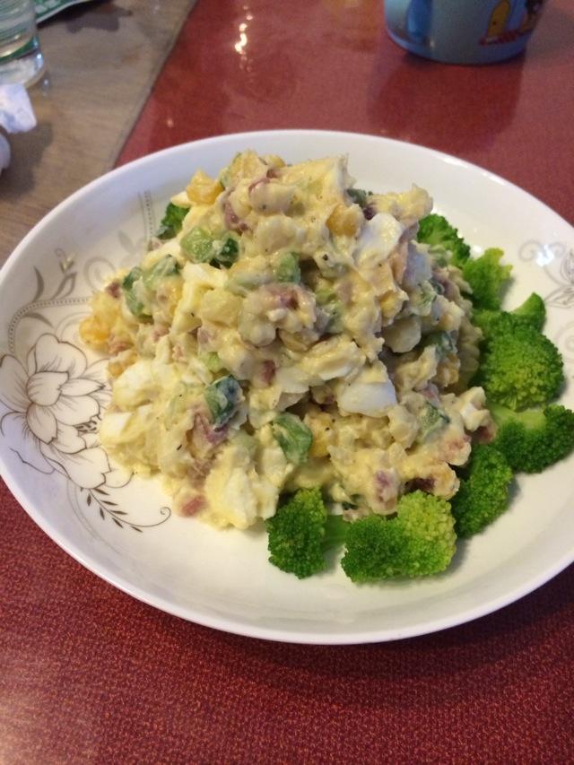 土豆沙拉的做法 !-- 图解1 -->