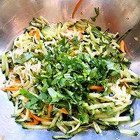 爽口酸辣黄瓜金针菇|家中常备下酒菜的做法图解9