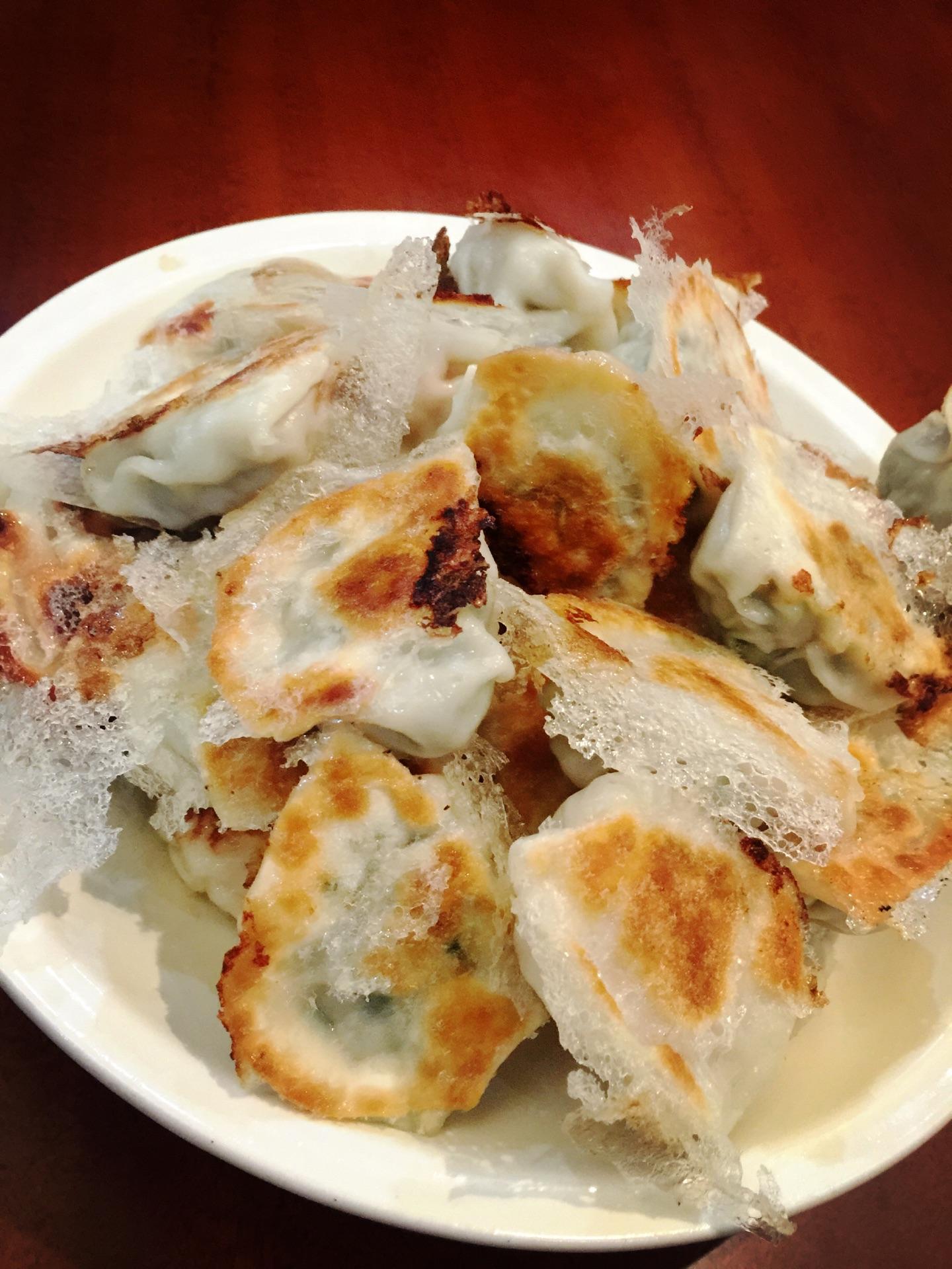 冰花生煎饺的做法图解5