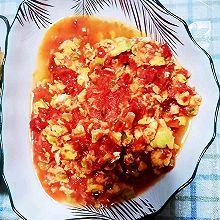 高颜值味道美~西红柿炒鸡蛋