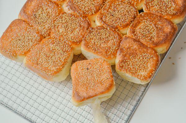 全国卖得最多的面包!它排第二没人敢排第一。做起来比看起来简单
