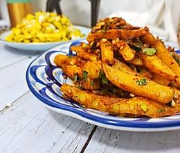 勾引你的食欲,销魂土豆的做法