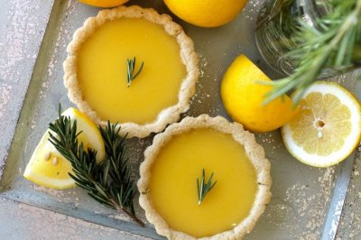 法式柠檬挞—4寸