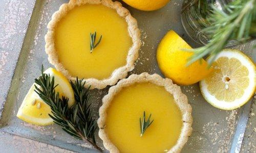 法式柠檬挞—4寸的做法