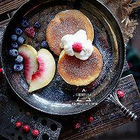 早餐厚松饼,好吃到飞起来的糖浆的做法图解18