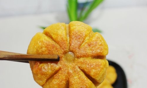 香煎燕麦红薯饼的做法