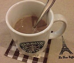 热朱古力~Hot cocoa milk的做法