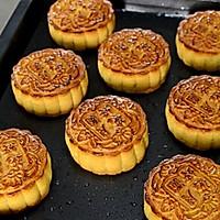 【中秋少不得,传统的蛋黄莲蓉月饼】这种月饼,最能代表中秋节!的做法图解14