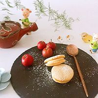 奶酪夹心饼干#kitchenAid的美食故事#