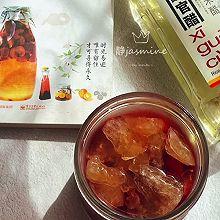 """#""""莓""""好春光日志#蔓越莓果醋"""