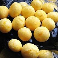 QQ地瓜紅薯球的做法图解4