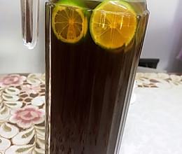 冰爽柠檬红茶的做法