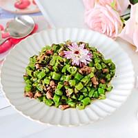 肉末橄榄菜炒四季豆的做法图解23