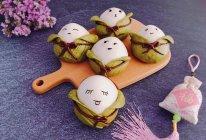 #甜粽VS咸粽,你是哪一党?#  萌萌哒的小粽子的做法