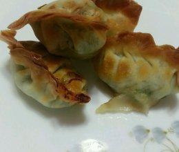 无油剪饺(空气炸锅)的做法