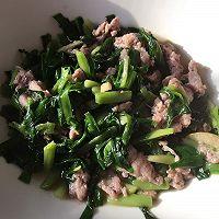 韭菜炒皮皮虾肉