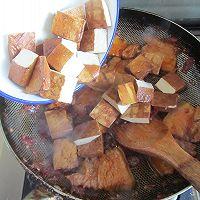 香干回锅肉的做法图解7