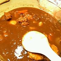 土豆咖喱牛肉饭的做法图解5